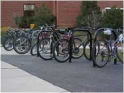 National Institutes of Health - Bike Rack​