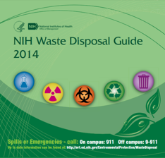 NIH Waste Disposal Guide 2014