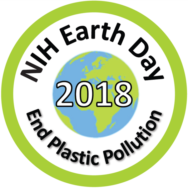 2018 Earth Day Sticker for the Bethesda campus