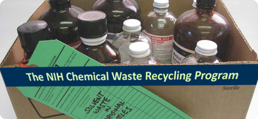 The NIH Chemical Waste Recycling Program