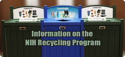 Information on the NIH Recycling Program